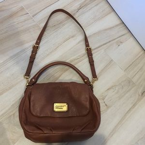Tan/brown leather Marc Jacobs bag